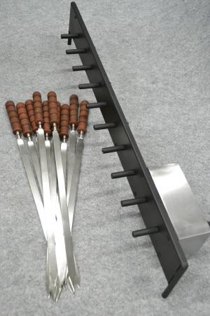 Шестерни для мангала своими руками 97